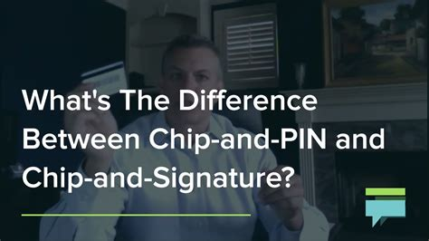 chip and pin vs chip and signature card hub what s the difference between chip and pin and chip and