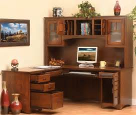 solid wood l shaped desk with hutch prairie mission l desk with hutch top from dutchcrafters