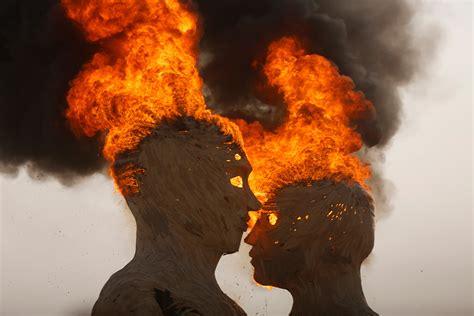 burning festival burning 2014 spectacular photos of the annual