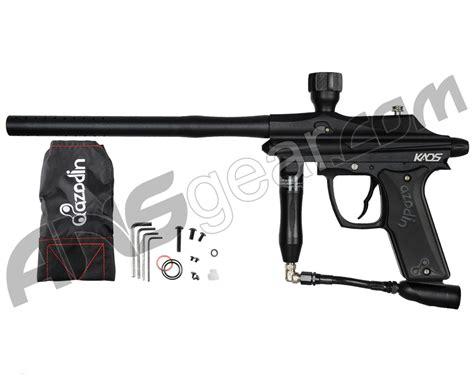 Kaos The Gun azodin kaos paintball gun black