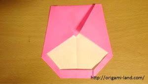 Origami Daruma - origami how to fold a daruma doll origami land