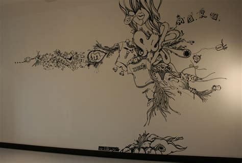 art on wall wall painting by sijia71 on deviantart
