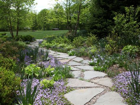 Landscaping Pathways | pictures of garden pathways and walkways diy