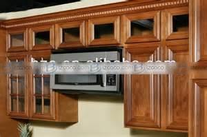 Hanging Kitchen Wall Cabinets Teak Wood Carving Kitchen Wall Cabinet With Glass Double