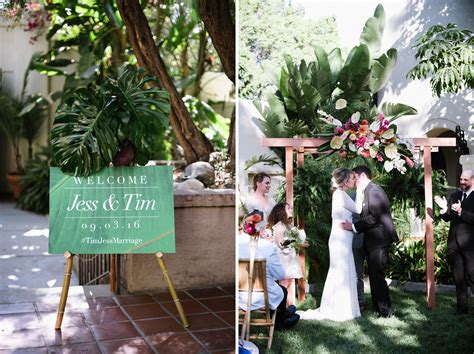 Wedding Shoes Los Angeles by A Tropical Glam Wedding In Los Angeles Green Wedding Shoes