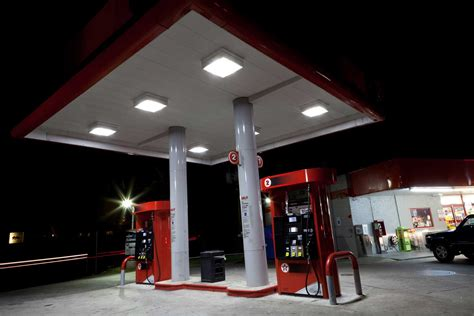 Gas Station painting   1 800 538 6723   RSP Painting