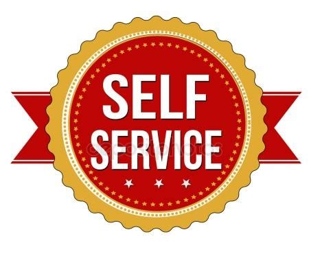 self a service self service stock vectors royalty free self service illustrations depositphotos 174