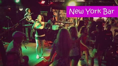 live new york new york live bar on road