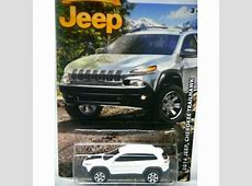 Matchbox - Jeep Collection - Jeep Cherokee Trailhawk ... Zoom Cast