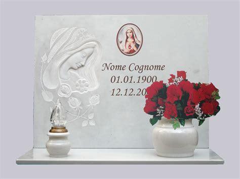 vasi cimiteriali vasi per loculi in bronzo targhe in bronzo per lapidi