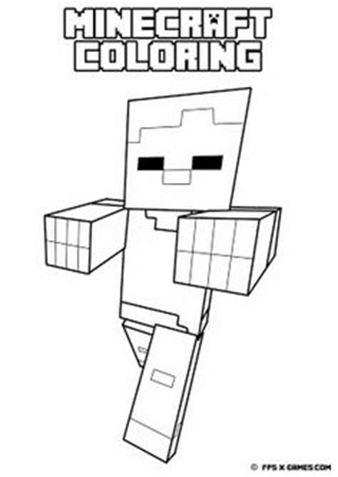 minecraft villager coloring page 1000 images about minecraft coloring pages on pinterest