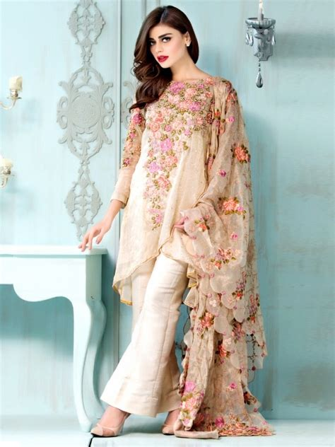 Branded Dress rehaab designer collection 2017 at pakicouture buy fashion dresses