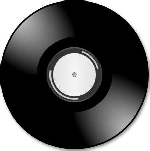 printable vinyl transparent vinyl disc record clip art at clker com vector clip art