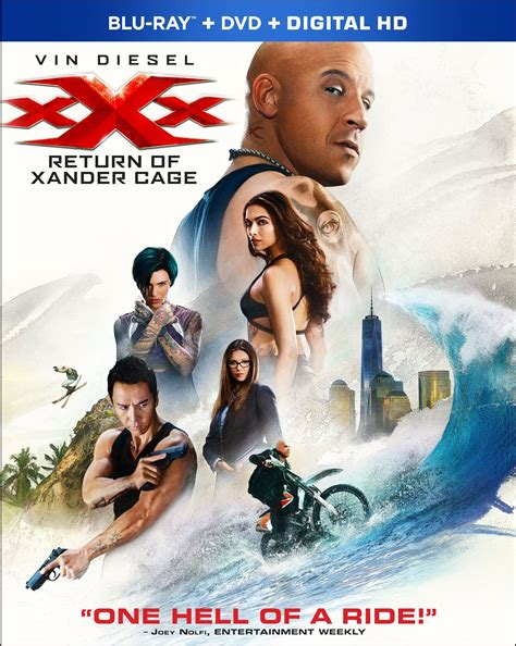 film blu ray download gratis xxx return of xander cage dvd release date may 16 2017