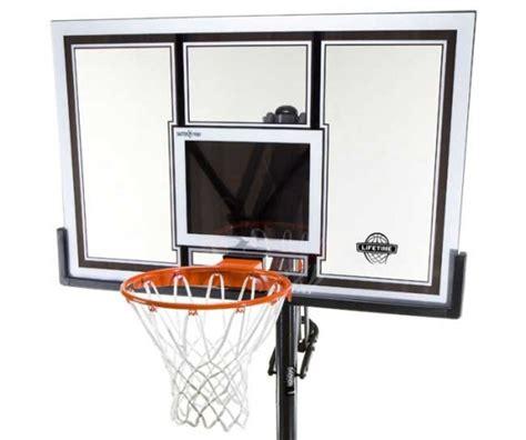 basketball hoop backboard lifetime portable basketball hoop 71524 54 in