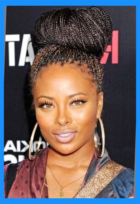 Micro Braid Hairstyles by 25 Best Ideas About Micro Braids Hairstyles On