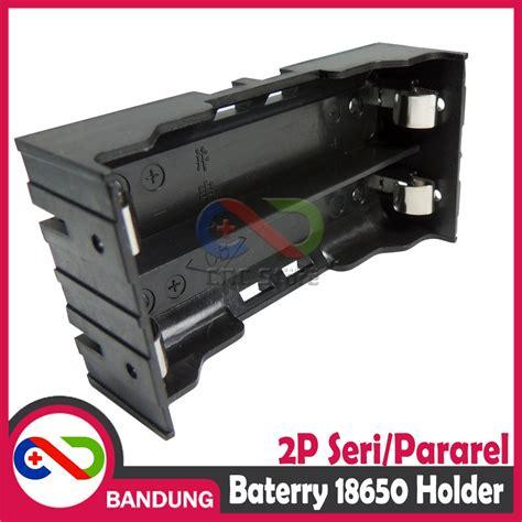 jual cnc tempat baterai  holder batteray  case