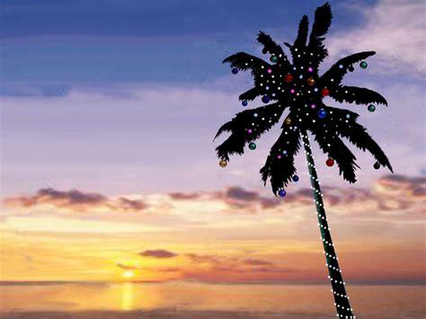 tropical christmas christmas scenes