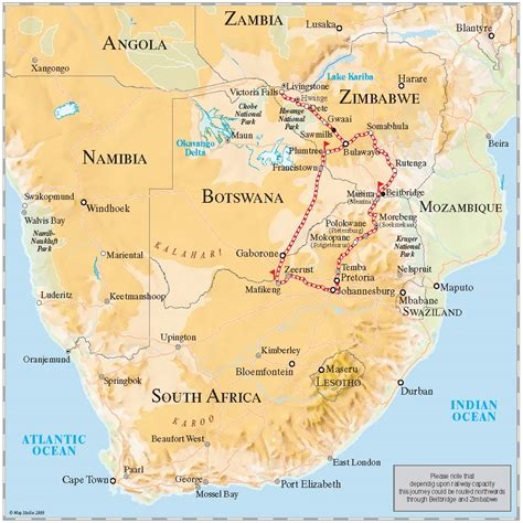 africa map falls pride of africa rovos rail 2016 2017 luxury