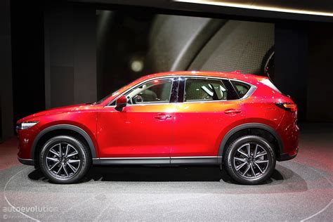 mazda cx  brags  soul red crystal paintwork