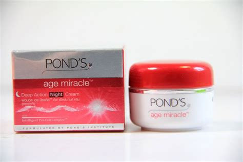 Krim Mata Ponds Age Miracle toko kosmetik dan bodyshop 187 archive pond s age miracle cell regen