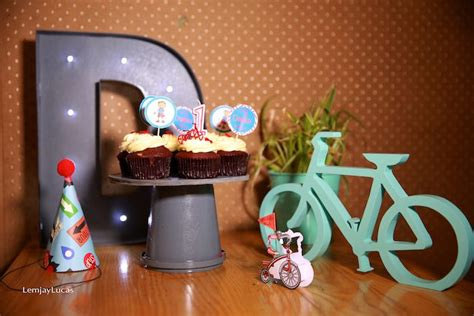 Bicycle Themed Home Decor Kara S Ideas Vintage Bicycle Tricycle Themed 1st Birthday Kpi