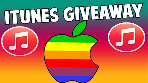 Itunes Giveaway - itunes 163 10 giveaway enter now youtube