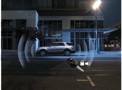 vehicle security system ford perimeter   official site  ford accessories