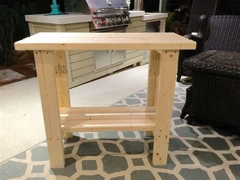 simple potting bench plans potting bench plans refresh restyle