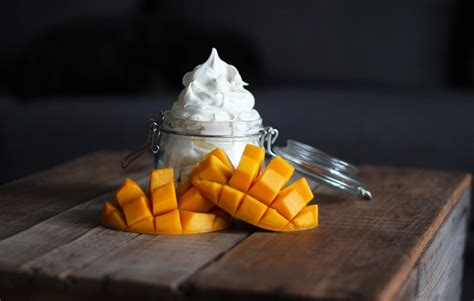 Bodybuter Mango want silky smooth skin diy this mango butter brit co