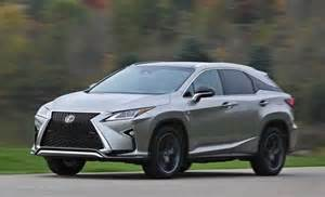 2017 lexus rx350 review car and driver