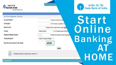 leutkircher bank onlinebanking register yourself on sbi net banking at home no need to go