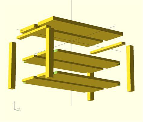 simple tv stand simon hammersley