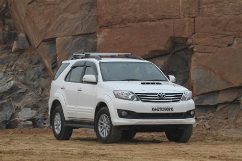 Fortuner For new toyota fortuner review