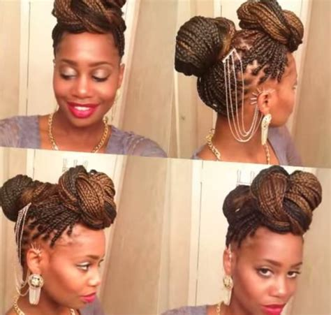 How To Do Braid Hairstyles by 15 Box Braids Hairstyles That Rock More