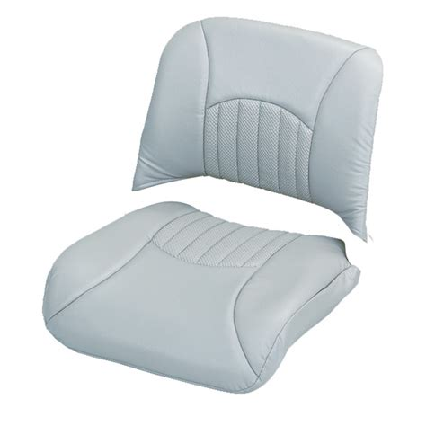 boat seat foam replacement wise marine seating replacement cushions gray west marine