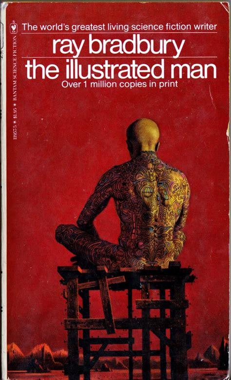 libro the iron man illustrated the illustrated man ray bradbury pulp scif todo libros literatura y ciencia