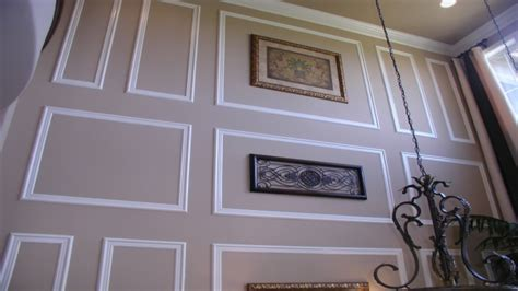 picture frame moulding wall crown molding idea crown