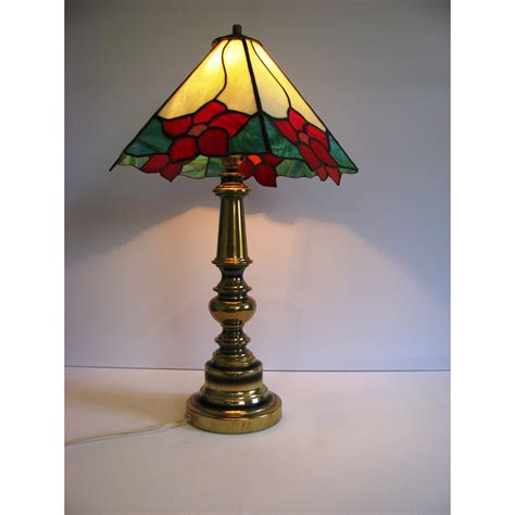 leaded glass l shade stained glass l shades for sale tiffany style stained