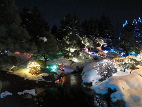 denver botanic gardens blossoms of light 2015 blossoms of lights picture of denver botanic gardens