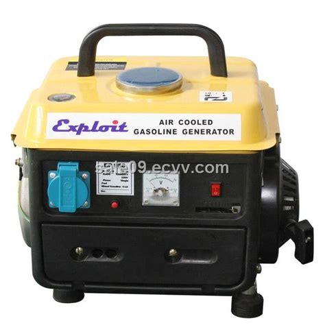 gasoline generator small generator portable generator