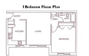 floor plan of a bachelor flat apartment layouts