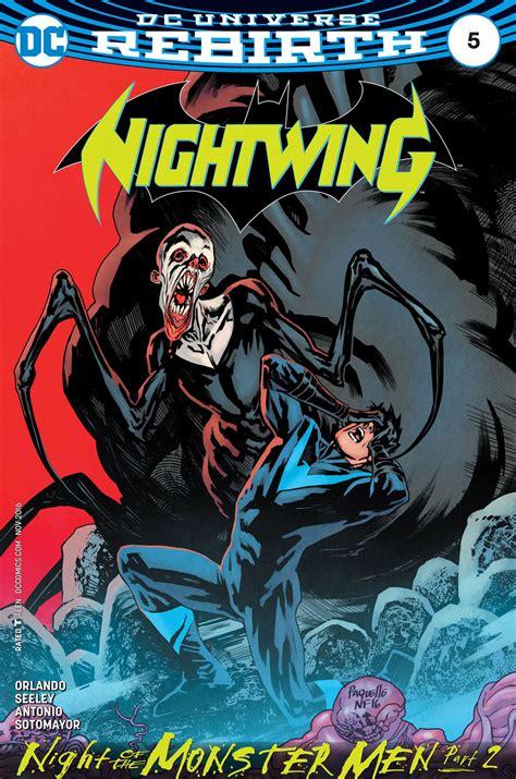 Komik King Colour Komik Berwarna Edisi Pertama review komik nightwing 5 2016