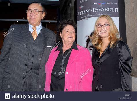 nicoletta mantovani pavarotti pippo baudo gabriella pavarotti and nicoletta mantovani
