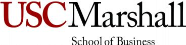 Usc Time Mba Requirements by Part Time Mba At Marshall School Of Business