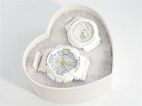 Jam Tangan Casio Baby G White japan trend shop casio g shock baby g lover s collection