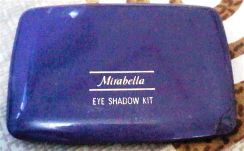 Eyeshadow Kit Mirabella racun warna warni mirabella eye shadow kit