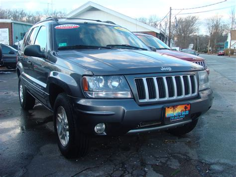 Jeep Grand Limited Edition 2004 2004 Jeep Grand Limited Special Edition