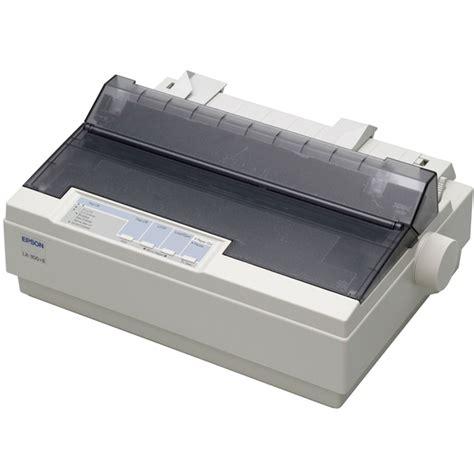 Printer Epson Dotmatrix Lx300 epson lx 300 ii dot matrix printer monochrome