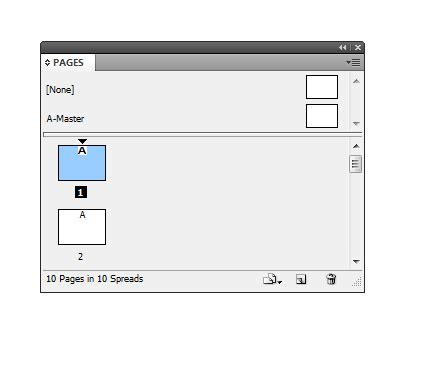 document sections defining document sections indesigntutorials